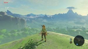 Screenshot from The Legend of Zelda: Breath of the Wild